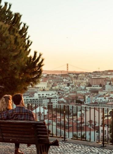 Top 5 Best Miradouros In Lisbon